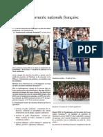 Gendarmerie Nationale Française