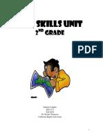 2nd grade map unit