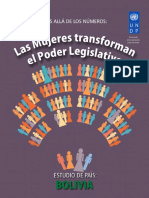 Bolivia Poder Legislativo