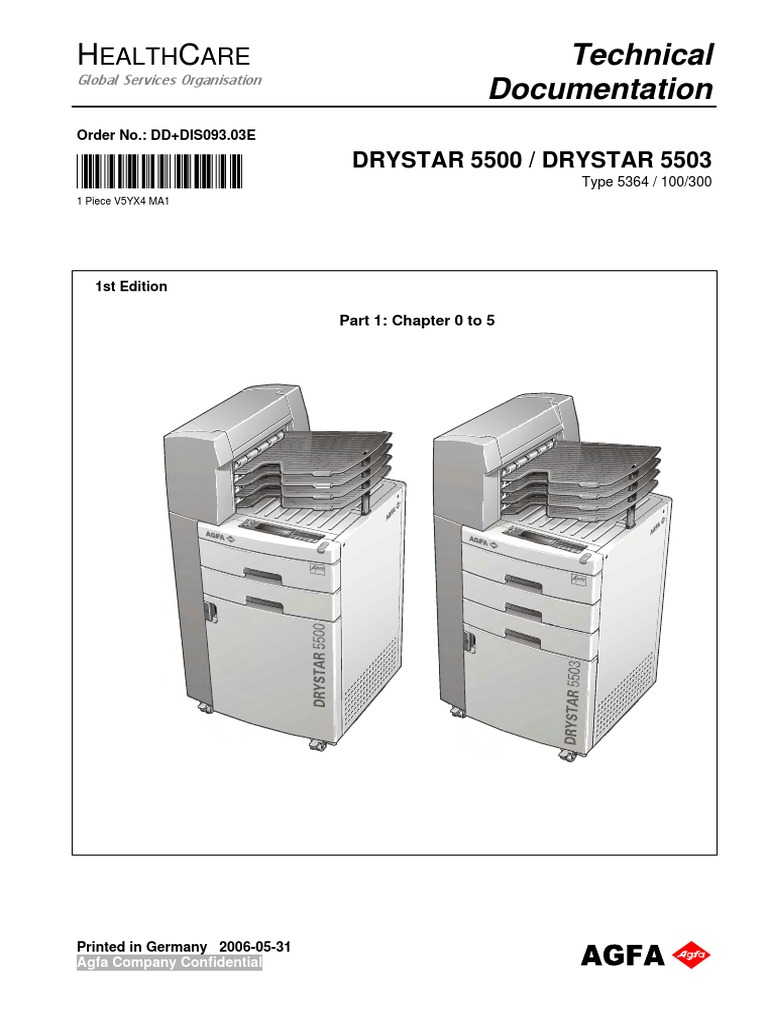 Drystar 5500 5503 Service Manual For Download Medical And Mention Putting The Jumper On Terminals 53 53b Of Switch Device Safety