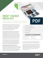 XBee ZigBee Mesh Kit