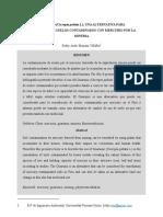 GUARUMO (Cecropia peltata L.), UNA ALTERNATIVA PARA FITORREMEDIAR SUELOS CONTAMINADOS CON MERCURIO POR LA MINERIA