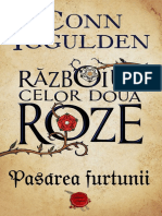 Conn Iggulden - [War of the Roses 1 Pasarea Furtun