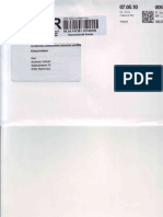 Antwort 7-5-2010 EDA Renault Vauthier Wg Botschafter Axel Berg Legitimation Aufenthaltsrecht in CH