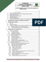 Estudio PTAP Rovira