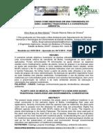 Patente Plantas SEMIÁRIDO BAIANO