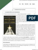 Apocalipsis Mariano - La Iluminación de Las Conciencias
