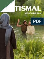Agenda Batismal - Missao Da Ala - SUDBR(c)2015
