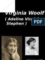 Virginia Woolf Presentation
