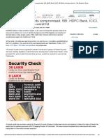 bank security breach