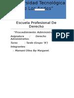 Procedimiento Administrativo Trabajo (1)