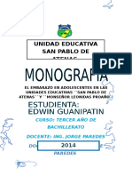 GUANIPATIN MONOGRAFIA
