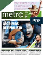 Capa-Metro Gremio Na Final