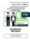 Household Services LM