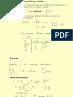 Alkene Reactions, Part 1 (1)