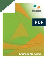 Manual Do Aluno - UNICID Setembro2013