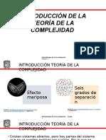 Introducción a La Teoría de La Complejidad