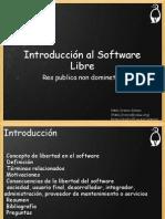 Introduccion Al Software Libre