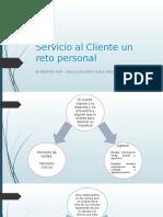 Servicio Al Cliente Un Reto Personal
