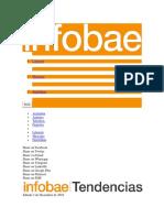 El Panorama de La Discapacidad en Argentina - Infobae