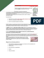 Enfermedad Celíaca y Su Adecuación Alimentaria