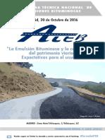 III Jornada Nacional de ATEB