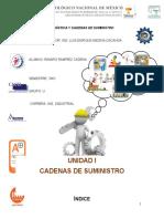 Unidad 1 Cadenas de Suministros Ramiro Ramirez Cadena 7mo u Ing Industrial