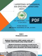 Hipertensi Intrakranial Dan EDH - V