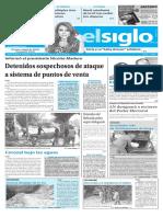Edición Impresa Elsiglo 04-12-2016