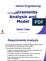 JEDI Slides-3.2 Requirements Analysis and Model