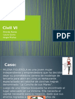 """Derecho Civil Vi (Obligaciones) - Caso """"Similar"""" Al Final"""