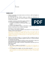 Derecho Civil Vi (Obligaciones) - Tema 7 [Casos Resueltos]
