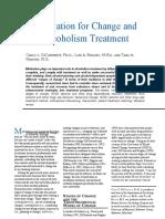 Motivación para el Cambio y Tratamiento del Alcoholismo.doc