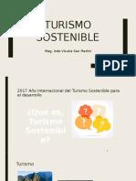 Círculo de Estudios de Derecho Internacional - Turismo Sostenible