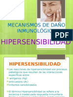 Hiersensibilidad 1 2c2 2c3 2c4