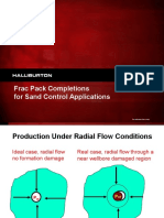 FracPacCompletions for Sand Control