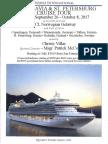 2017 Cruise Tour to Scandinavia, St. Petersburg