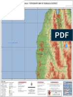 Peta Donggala
