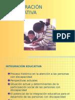 Conferencia de Integracion Educativa