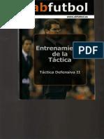 Libro Entrenamiento de La Táctica Defensiva II