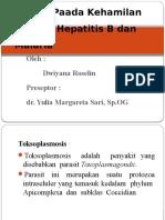 Infeksi Pada Kehamilan Ppt