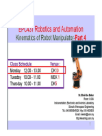 W3 2016 4_EPC 431_Kinematics of Robot Manipulator Part4 Revised