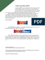 Prezentare Produse ROM