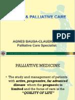 2.4 Hospice and Palliative Care