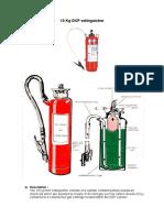 10 Kg DCP Extinguisher