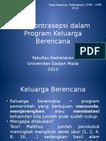 Alat Kontrasepsi Dalam Program KB