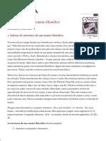 A Estrutura de Um Ensaio Filosófico (a. P. Martinich)