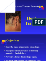 ATLS - Head Trauma Modified