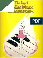 The Joy of - Ballet Music.pdf