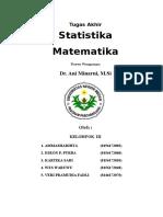 Tugas Akhir Statistik Kelompok 3.docx